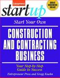 Start Your Own Construction and Contracting Business 9781599181233