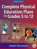 Complete Physical Education Plans for Grades 5 to 12 9780736071239