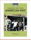 Voices of the American Past, Volume I 5th Edition