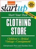 Start Your Own Clothing Store and More 9781599181257