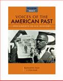 Voices of the American Past, Volume II 5th Edition