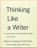Thinking Like A Writer 3rd Edition