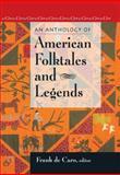 An Anthology of American Folktales and Legends 9780765621290