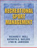 Recreational Sport Management 9780736051316
