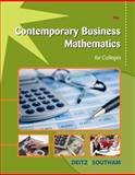 Contemporary Business Mathematics for Colleges 16th Edition