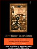 Greek Thought, Arab Culture