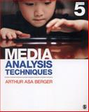 Media Analysis Techniques 5th Edition