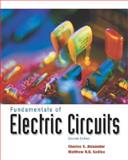 Fundamentals of Electric Circuits 9780072401363