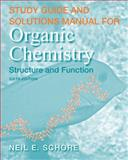 Study Guide/Solutions Manual for Organic Chemistry 6th Edition
