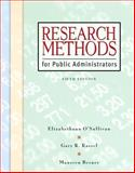 Research Methods for Public Administrators 5th Edition