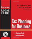 Tax Planning for Your Business 9781599181370