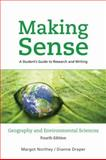 Making Sense in Geography and Environmental Sciences 4th Edition
