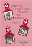 Learning Opportunities Beyond the School 9780871731388