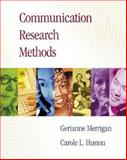 Communication Research Methods (with InfoTrac) 9780534581404