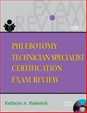 Phlebotomy Technician Specialist 9781418001407