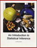An Introduction to Statistical Inference 9780923231408