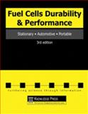 Fuel Cells Durability and Performance 3rd Edition (2008) Stationary * Automotive * Portable Devices, CD-ROM 9781594301421