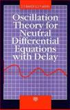 Oscillation Theory for Neutral Differential Equations with Delay 9780750301428