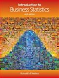 Introduction to Business Statistics 6th Edition