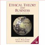 Ethical Theory and Business 9780130831446