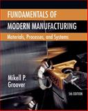 Fundamentals of Modern Manufacturing 5th Edition
