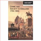 Crime and Society in England, 1750-1900 9780582251465