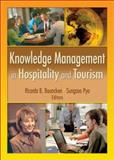 Knowledge Management in Hospitality and Tourism 9780789021472