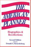 The American Planner 9780882851488