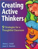 Creating Active Thinkers 9781569761489