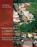 Probation, Parole, and Community-Based Corrections