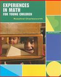 Experiences in Math for Young Children 6th Edition