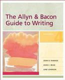 The Allyn and Bacon Guide to Writing 9780321291509