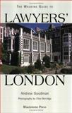 A Walking Guide to Lawyers' London 9781841741529