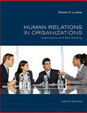 Human Relations in Organizations 8th Edition