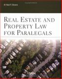 Real Estate and Property Law for Paralegals 9780735551534