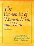 The Economics of Women, Men, and Work 9780131851542