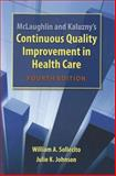 Continuous Quality Improvement in Health Care 4th Edition