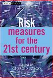 Risk Measures for the 21st Century 9780470861547