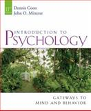 Introduction to Psychology 9780495091554