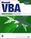 VBA Professional Projects 9781931841559