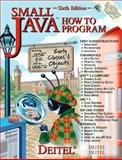 Small Java How to Program and CD Version One Package 9780131541573