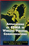 Applications of CDMA in Wireless/Personal Communications 9780135721575
