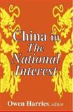 China in the National Interest 9780765801579