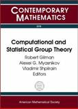 Computational and Statistical Group Theory 9780821831588