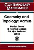 Geometry and Topology 9780821821589