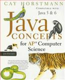Java Concepts for AP Computer Science 9780470181607