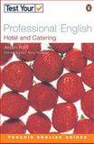 Professional English - Hotel and Catering 9780582451612