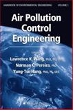 Air Pollution Control Engineering 9781588291615