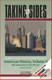 Clashing Views on Controversial Issues in American History 9780073031620