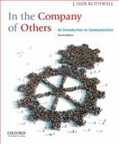In the Company of Others 4th Edition